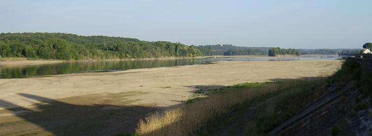 La Loire a st clement des levees