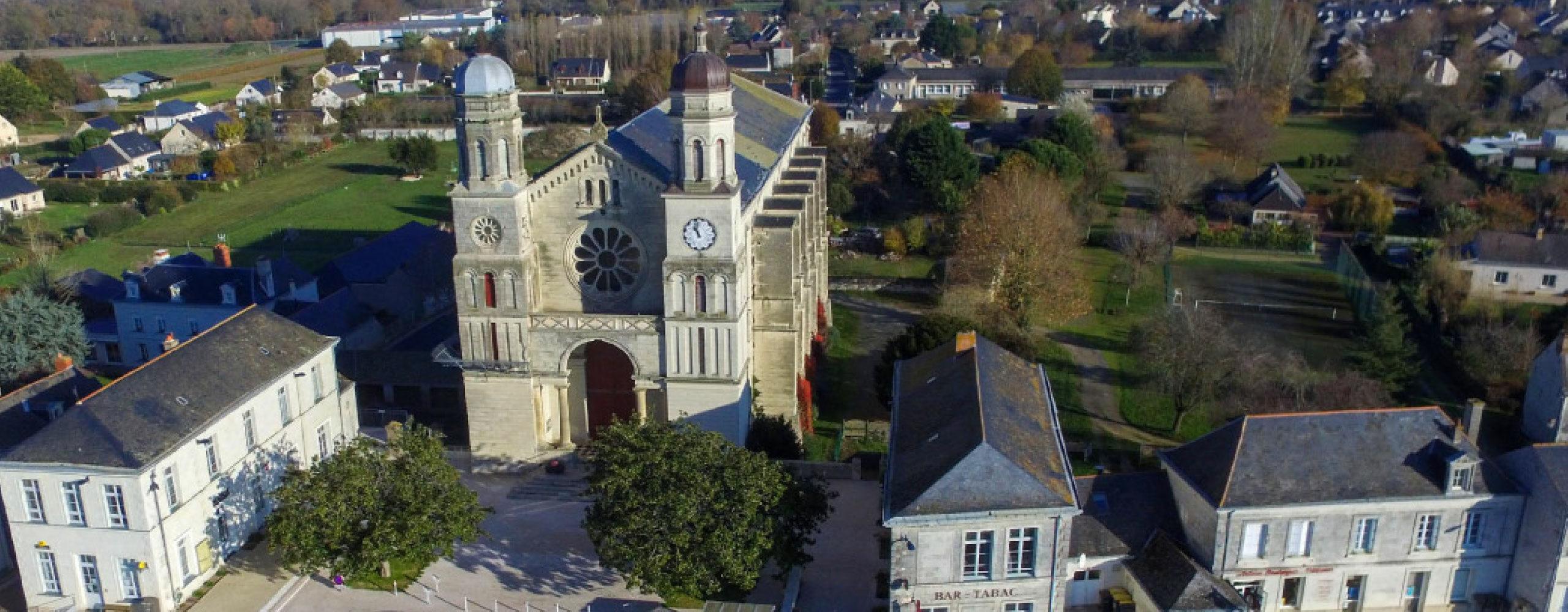 Bienvenue à Saint Clément des Levées