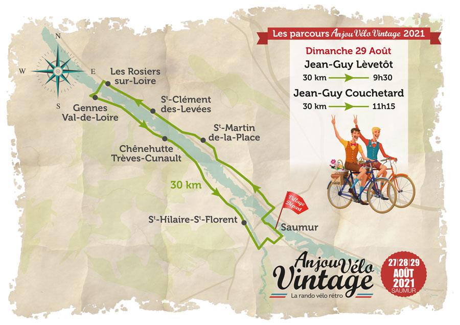 Anjou Vélo Vintage, 10ème édition